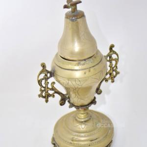 Vaso Vintage Apribile Con Rondine
