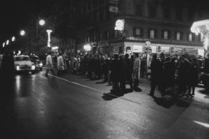 Roma, via Veneto, 1963