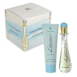 Laura Biagiotti Laura Eau De Toilette Spray 25ml Set 2 Parti 2019
