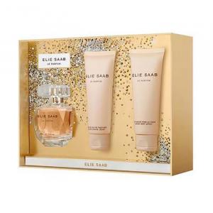 Elie Saab Le Parfum Eau De Parfum Spray 50ml Set 3 Parti 2019
