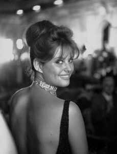 Claudia Cardinale, 1962