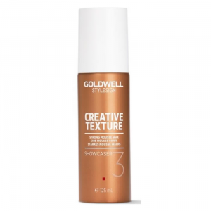 Goldwell Creative Texture Showcaser 3 Strong Mousse Wax 125ml