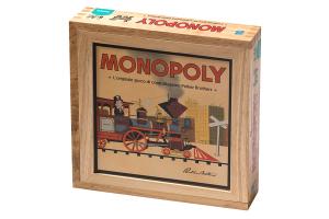 Gioco di società Monopoly Nostalgia 8+