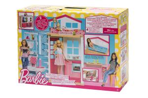 Barbie Casa Componibile con 2 Piani