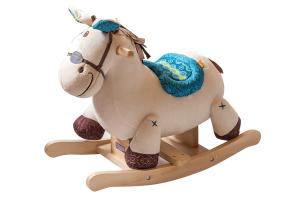 Cavallo a Dondolo - Rodeo Rocking Horse 18 mesi+