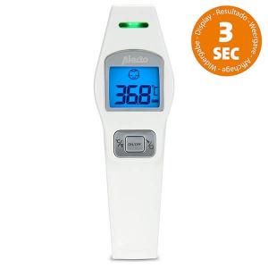 Termometro frontale a infrarossi Alecto