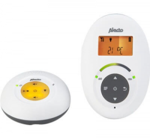 Interfono con termometro full eco dect Alecto
