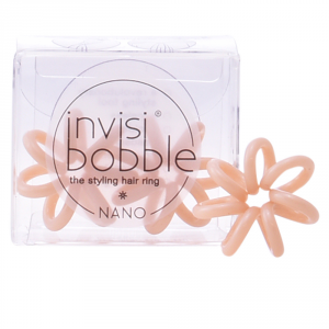 Invisibobble Hair Ring Nano To Be Or Nude To Be 3 Parti