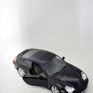 Modellino Porche Carrera 4s Nera
