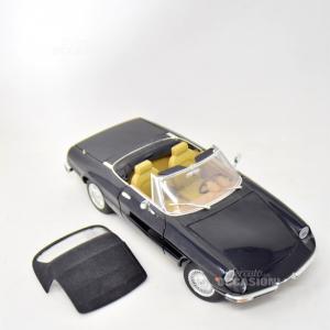 Modellino Alfa Duetto Spider Nera