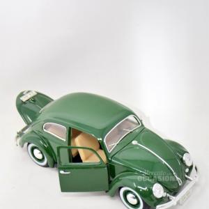 Modellino Maggiolino Verde