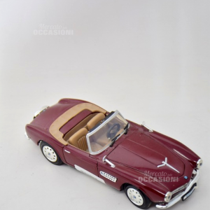 Modellino Auto Bmw 507 Marrone Scala 1:24