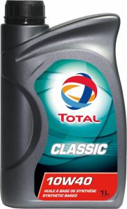 Olio Motore Total 10W40 GTS Classic 1 lt.