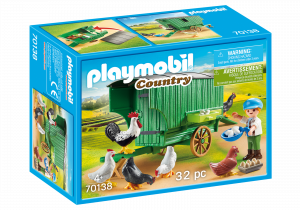 PLAYMOBIL POLLAIO 70138