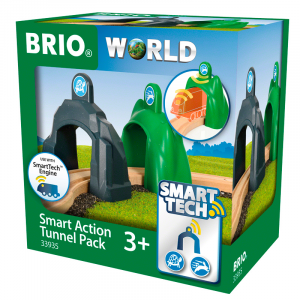 BRIO SMART TECH ACTION TUNNELS 33935
