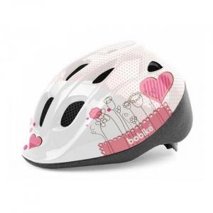 Casco per Bici Bambini Bobike SWEET ROSA