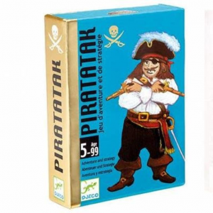 DJECO PLAYING CARDS - PIRATATAK DJ05113