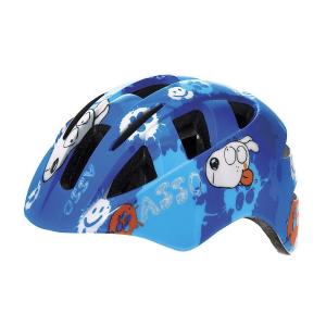 Casco per Bici Bambini Bobike SPEEDRACER BLU XS