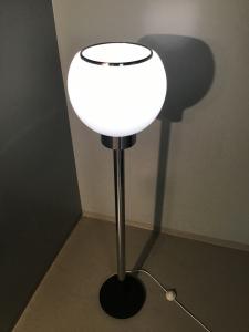 """LAMPADA PIANTANA """"ICE CREAM"""" ANNI 70"""