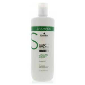 Schwarzkopf Bc Volume Boost Shampoo 1000ml