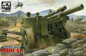HOWITZER & CARRIAGE