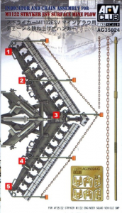 M1132 STRYKER INDICATOR AND CHAIN