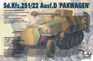 SD.KFZ.251/22 AUSF.D PAKW