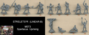 SPARTACUS UPRISING SET 1