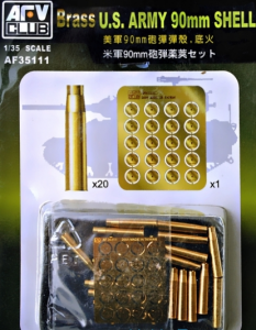 US ARMY 90MM AMMO SHELLS