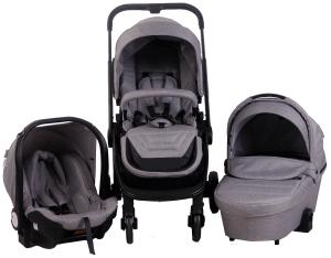 Trio Monza Baby's clan