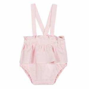 Pantaloncino rosa chiaro a mutanda