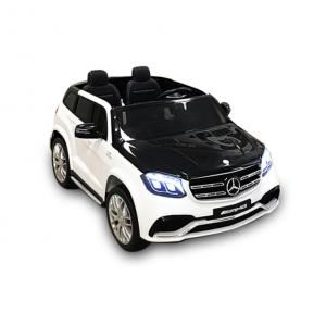 Macchina Auto Elettrica per Bambini Mercedes GlS 63 AMG BICOLORE