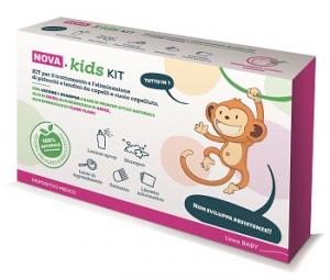 Nova Kids kit Pidocchi