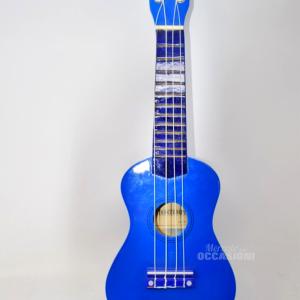 Chitarra Bambino Bontempi Blu