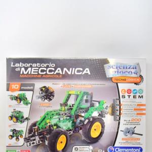 Laboratorio Di Meccanica Macchine Agricole