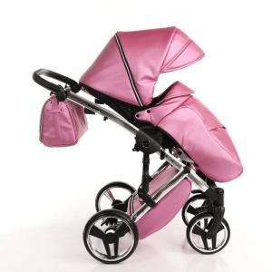 Junama - Diamond Fluo - eco pelle rosa - Novità 2019 !!!