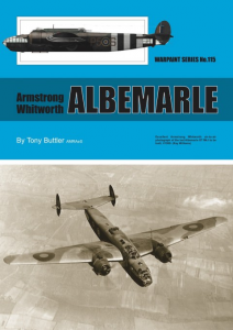 ARMSTRONG-WHITWORTH ALBEMARLE