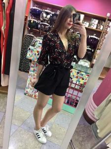 Body Camicia Jenè fantasia