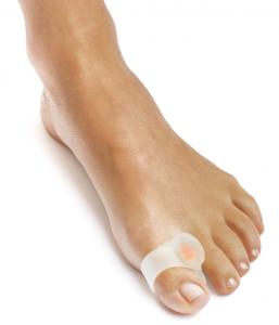 Custom comfort toe aligner