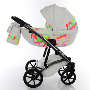 Tako baby - Strepitosa novità 2019 - NEON - Fluo ! Colore Bianco .
