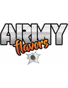 Alpha Aroma scomposto - Army Flavors