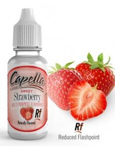Strawberry RF Aroma concentrato - Capella Flavour