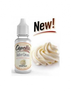 Butter Cream Aroma concentrato - Capella Flavour
