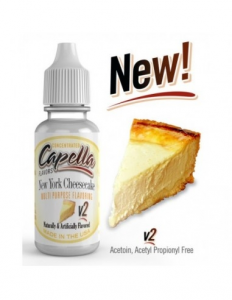 New York Cheesecake V2 Aroma Capella