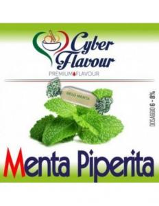 Menta Piperita Aroma concentrato - Cyber Flavour