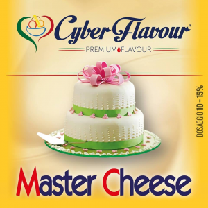 Master Cheese Aroma concentrato - Cyber Flavour