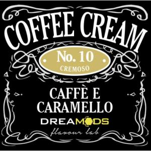 Coffee Cream No.10 Aroma concentrato - Dreamods