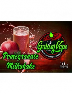 Pomegranate Milkshake Aroma concentrato - Galaxy Vape