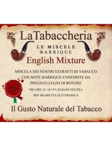 English Mixture Aroma concentrato - La Tabaccheria