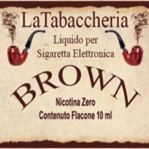 Brown La Tabaccheria - Liquido